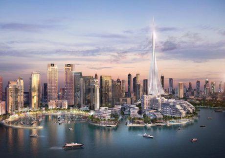 Dubai tham vong tiep tuc 'pha ky luc' toa thap cao nhat the gioi - Anh 2