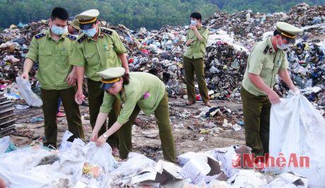 Nghe An: Xu ly tren 6.000 vu buon lau, hang cam, hang gia - Anh 1