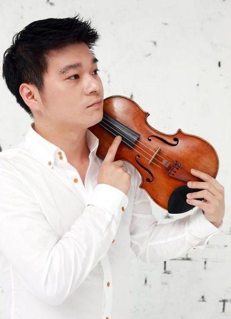 Nghe si violin noi tieng Han Quoc dot tu trong taxi - Anh 2