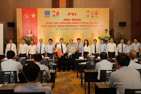 9 thang, Bao hiem PVI dat 6.135 ty dong doanh thu - Anh 1
