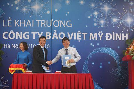 9 thang, Bao hiem Bao Viet lai gan 300 ty dong - Anh 1