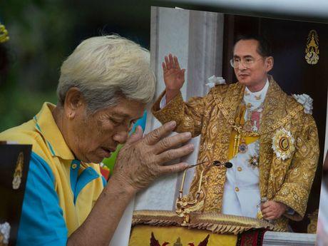 Quoc vuong Thai Lan da bang ha - Anh 1