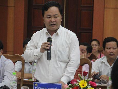 Hop bao ve viec di doi Nha may thep Viet Phap - Anh 3