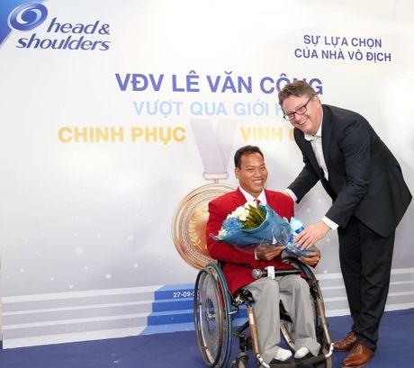 Nha vo dich Le Van Cong: 'Mot nua co hoi cung phai co gang' - Anh 3