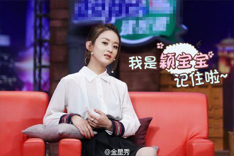 Trieu Le Dinh mat vai Tieu Yen Tu, Tu Vy vi dien non - Anh 1
