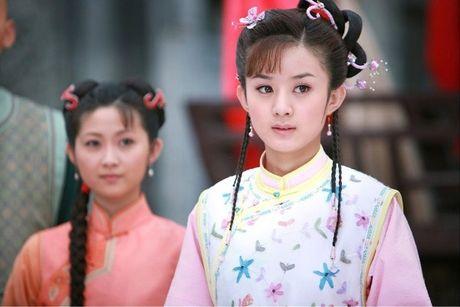 Trieu Le Dinh mat vai Tieu Yen Tu, Tu Vy vi dien non - Anh 2
