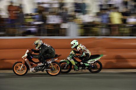 Dua xe Honda Winner tai Ba Ria - Anh 7