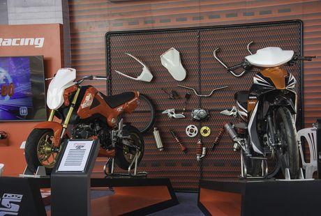 Dua xe Honda Winner tai Ba Ria - Anh 9
