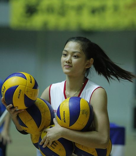 Nhan sac chan dai bong chuyen Viet 'an dut' VDV Thai Lan, TQ - Anh 5