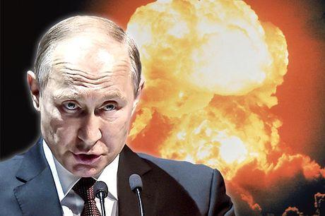 Putin hung tin don that thiet - Anh 1
