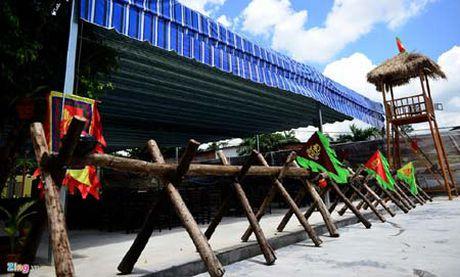 Nha hang phong cach thoi Tam Quoc o Sai Gon, Ha Noi - Anh 1