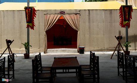 Nha hang phong cach thoi Tam Quoc o Sai Gon, Ha Noi - Anh 2