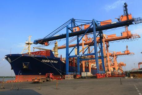 Tau cho so luong container 'khung' cap cang Hai Phong - Anh 1