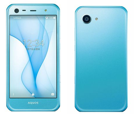 Sharp Aquos Xx3 mini ra mat: 4,7 inch Full HD, Snapdragon 617 - Anh 2