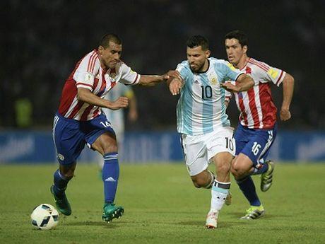 Doi tuyen Argentina te nhat trong 8 nam qua - Anh 1