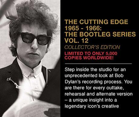 Chu nhan giai Nobel Van hoc 2016, Bob Dylan: 'Einstein cua nen van hoa dai chung' - Anh 2