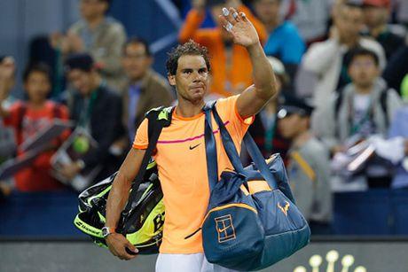Nadal bi loai som o giai Thuong Hai Masters - Anh 1