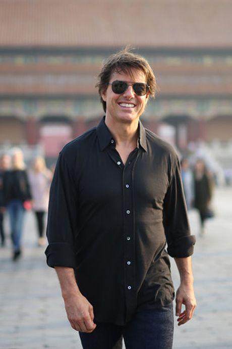 Tom Cruise sanh buoc cung kieu nu Marvel - Cobie Smulders - Anh 2