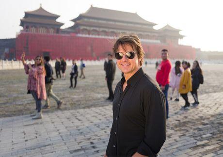 Tom Cruise sanh buoc cung kieu nu Marvel - Cobie Smulders - Anh 3