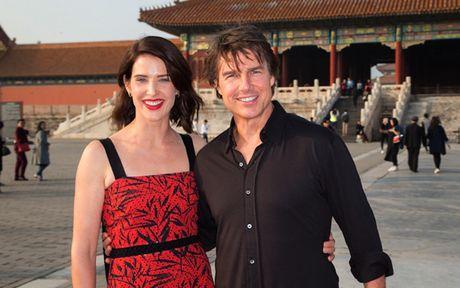 Tom Cruise sanh buoc cung kieu nu Marvel - Cobie Smulders - Anh 6