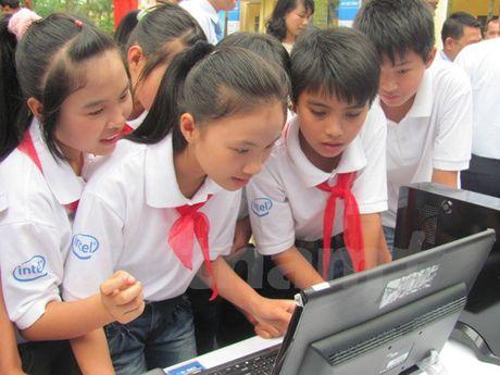 Chinh phu chi dao xay dung lo trinh mien hoc phi cho bac THCS - Anh 1