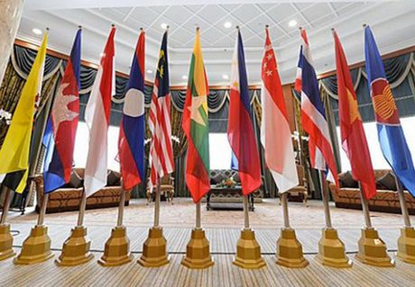Khai mac Hoi nghi Bo truong Ngoai giao ASEAN-EU lan thu 21 - Anh 1