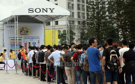 Hang dien tu Sony 'khoe' cong nghe moi nhat o Thu do Ha Noi - Anh 2