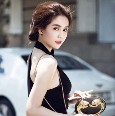 Khanh My ''da xeo'' Ngoc Trinh that bai duong tinh ai? - Anh 4