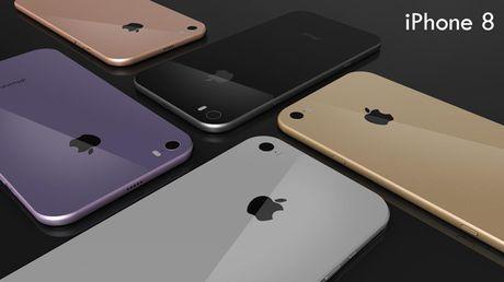 iPhone 8 man hinh 4K, kich thuoc sieu mong - Anh 10