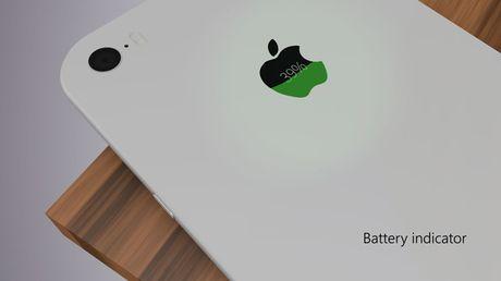 iPhone 8 man hinh 4K, kich thuoc sieu mong - Anh 2