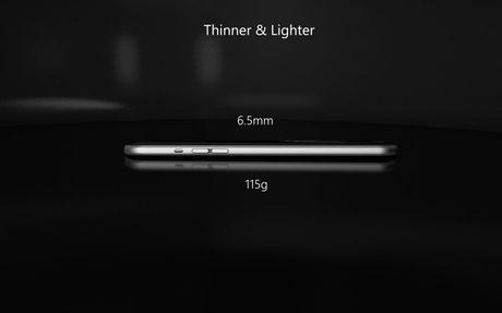 iPhone 8 man hinh 4K, kich thuoc sieu mong - Anh 6