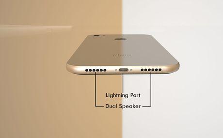 iPhone 8 man hinh 4K, kich thuoc sieu mong - Anh 7