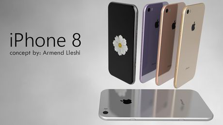 iPhone 8 man hinh 4K, kich thuoc sieu mong - Anh 9