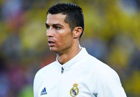 QBV 2016 da la cua Cristiano Ronaldo - Anh 1