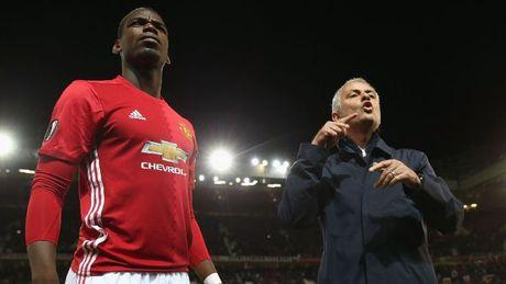 Pogba ra yeu cau voi Mourinho - Anh 1
