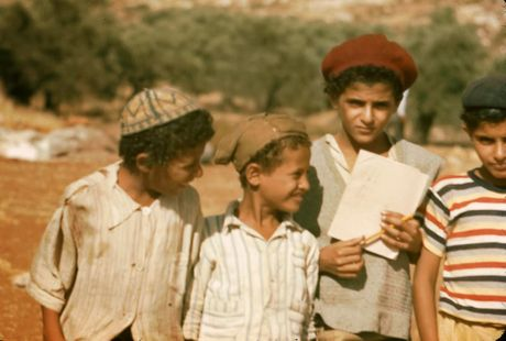 Cuoc song binh yen o Israel hoi nhung nam 1950 - Anh 10