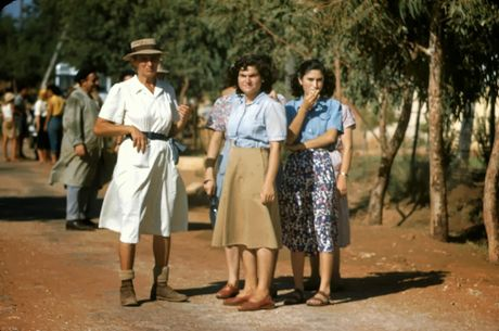 Cuoc song binh yen o Israel hoi nhung nam 1950 - Anh 2