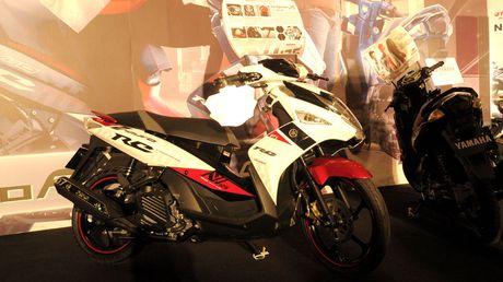 Yamaha khai tu xe tay ga Nouvo tai Viet Nam - Anh 1