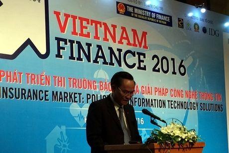 He thong CNTT cua Bao hiem Viet Nam chua dat chuan - Anh 1