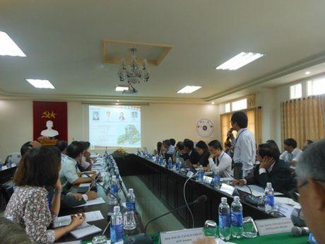 Truong DH Bach khoa (DH Da Nang) tham gia danh gia ngoai theo tieu chuan AUN-QA - Anh 1