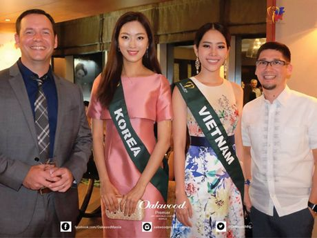 Vuot 'bao' du luan, Nam Em van no luc tai Miss Earth 2016 - Anh 2
