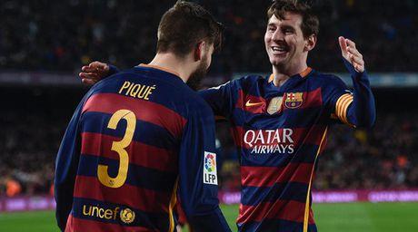 'Barcelona dang trong nhung ngay u am khi vang Messi' - Anh 1