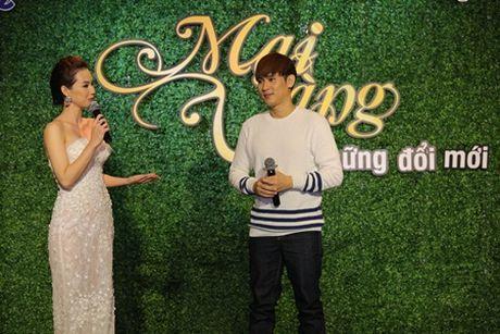 "Kim Tuyen, Quynh Chi do nhan sac ""gai mot con trong mon con mat"" - Anh 2"
