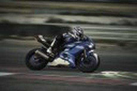 Yamaha ra mat R6 2017 - giong R1, dong co cu, quickshift tuy chon - Anh 36