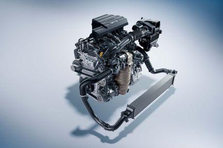 Honda ra mat CR-V 2017: duoi xe dep hon, them dong co tang ap 1.5L, van 5 cho ngoi - Anh 4