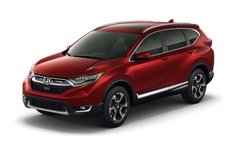 Honda ra mat CR-V 2017: duoi xe dep hon, them dong co tang ap 1.5L, van 5 cho ngoi - Anh 8