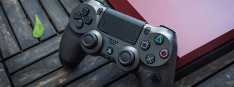 Steam se chinh thuc ho tro tay cam cua PlayStation 4, dung duoc Touchpad va cam bien Gyro - Anh 1
