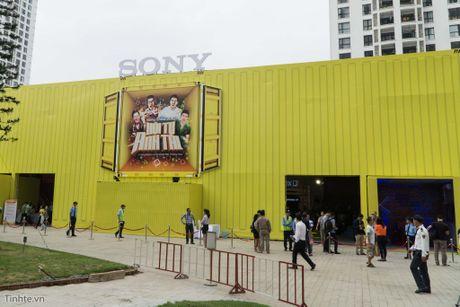 Moi anh em tham quan Sony Show 2016 tai Ha Noi, tu 14-16/10 - Anh 34