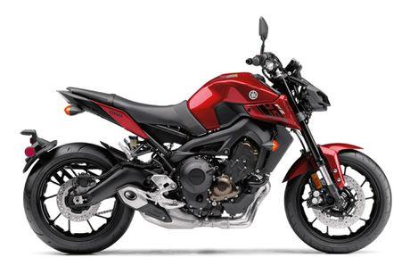 Yamaha ra mat FZ-09 2017 - noi chong truot, dau den giong Z1000, 100 ma luc - Anh 11