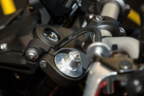 Yamaha ra mat FZ-09 2017 - noi chong truot, dau den giong Z1000, 100 ma luc - Anh 3